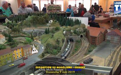 Exposition de modélisme à Cuisery – 1ère partie