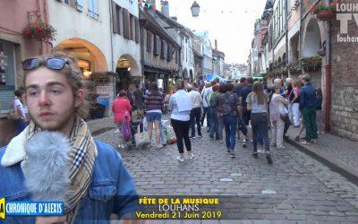 Fête de la musique à Louhans 2019