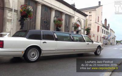 Une Limousine à Louhans ?
