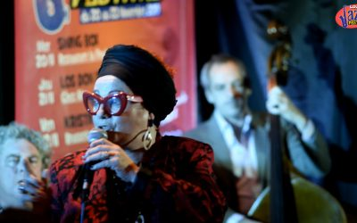 Le premier Louhans Jazz Festival en images