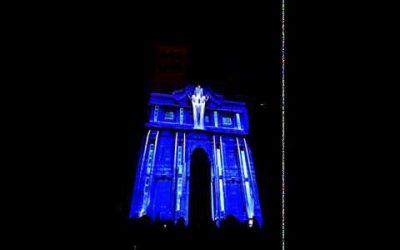 Spectacle de Sons et Lumières sur l'Abbaye Saint-Philibert