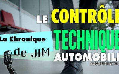 S01-E01 – La Chronique de Jim – Le contrôle technique