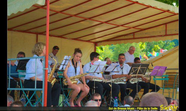 Sol de Bresse Music à la Fête de la Seille 2015