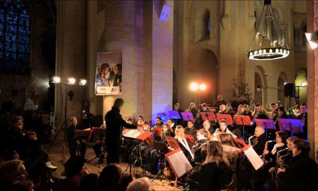 Harmonies de Tournus & Sol de Bresse Music – Abbaye Saint-Phillibert