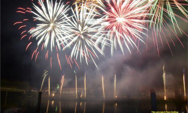 Fête Patronale de Tournus & feux d'artifices
