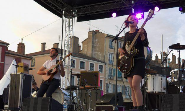Concerts été frappé Mâcon 2015